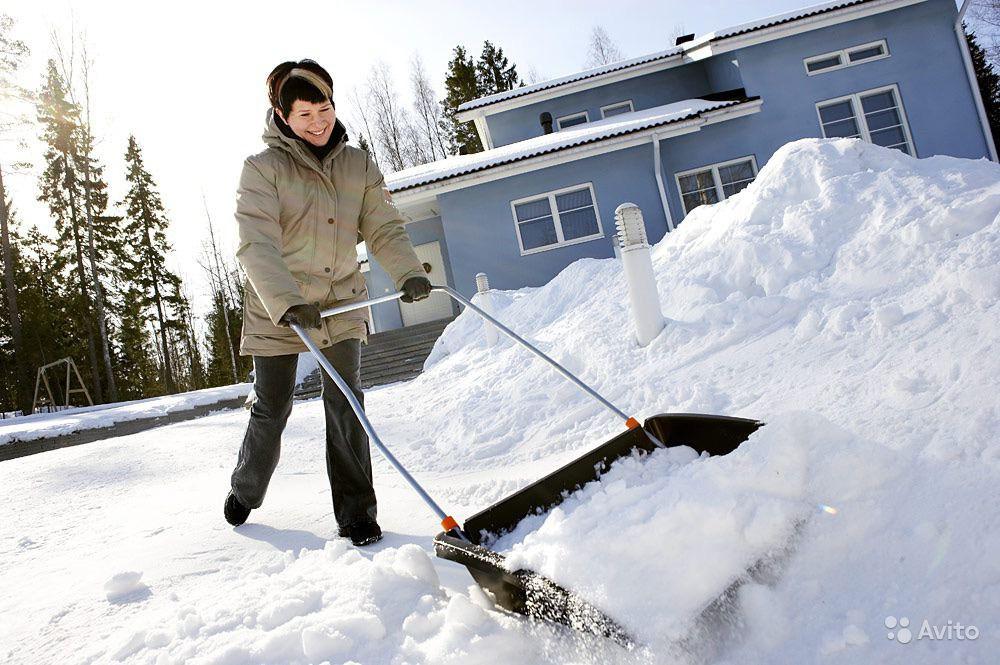 Техника для уборки снега с дорог