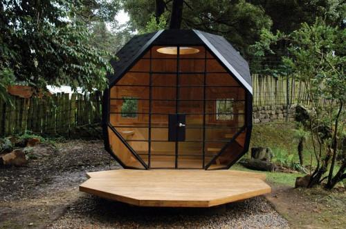 Оригинальный дизайн дачного дома