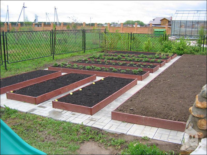 Как своими руками сделать огород красивым своими руками